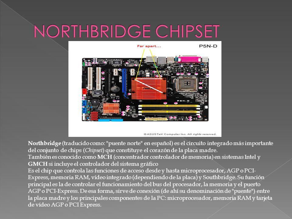 Northbridge (traducido como: