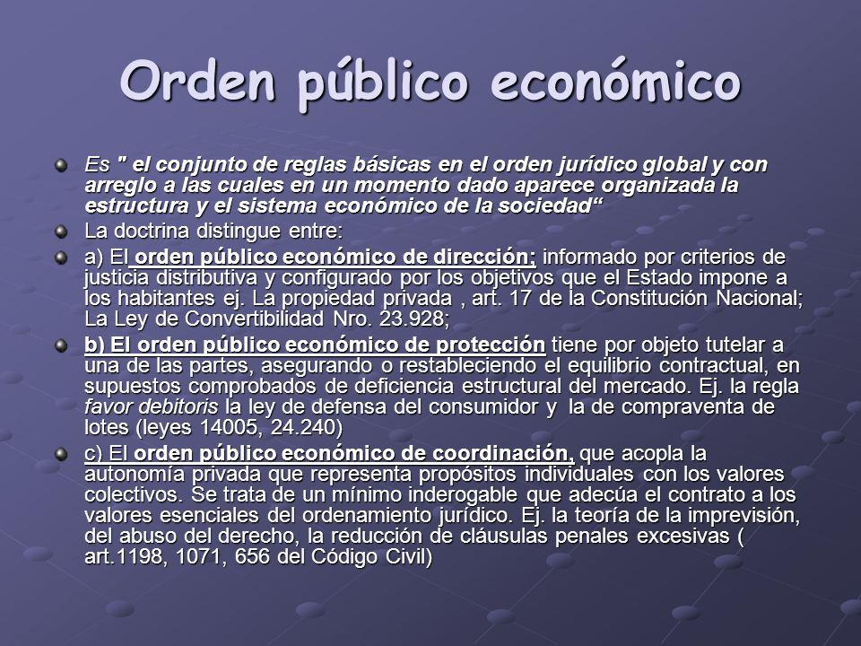 Orden público económico Es