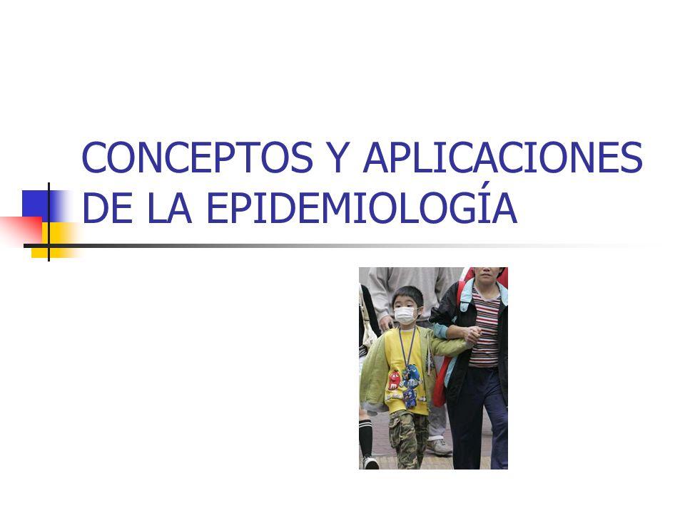Epidemiología La palabra epidemiología, que proviene de los términos griegos epi (encima), demos (pueblo) y logos (estudio).