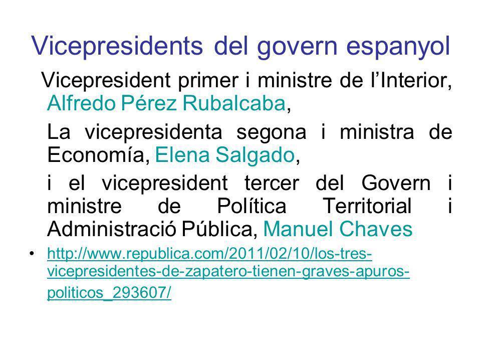 La reunió del govern sota la direcció del president del govern sanomena Consell de ministres.