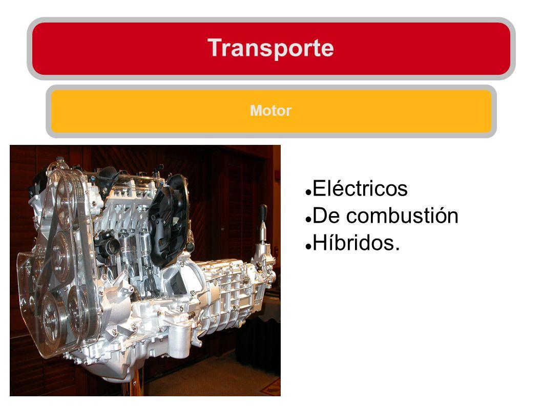 Motor Eléctricos De combustión Híbridos.