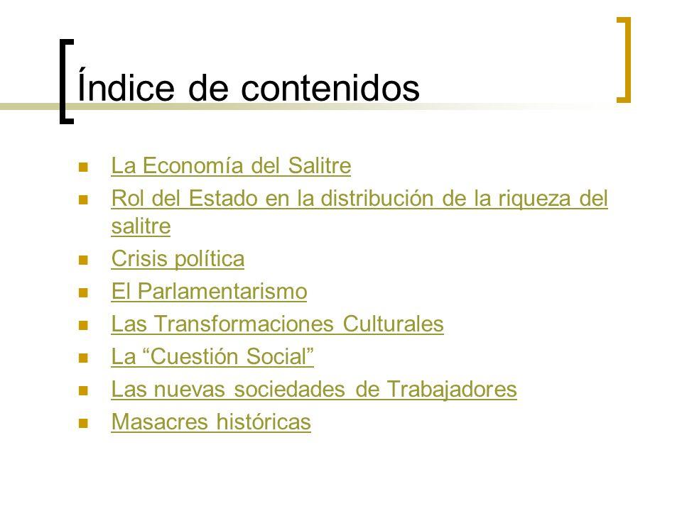 Características del régimen parlamentario chileno Predominio del congreso por sobre el ejecutivo Uso de las leyes periódicas Uso de practicas parlamentarias : interpelacion, voto de censura, obstrucción.