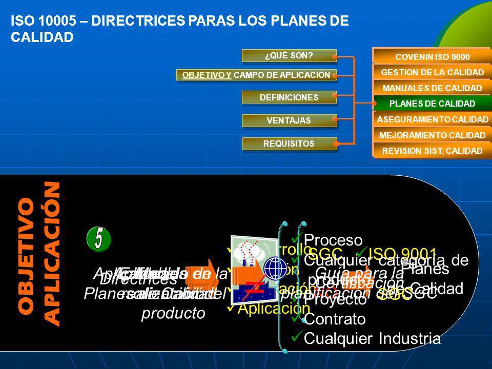 DEFINICIONES ASEGURAMIENTO CALIDAD MEJORAMIENTO CALIDAD REVISION SIST.