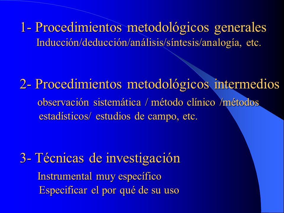 Aportes del saber metodológico Plantear la estructura de un trabajo de investigación: ¿Actividad práctica? ¿Actividad intelectual?