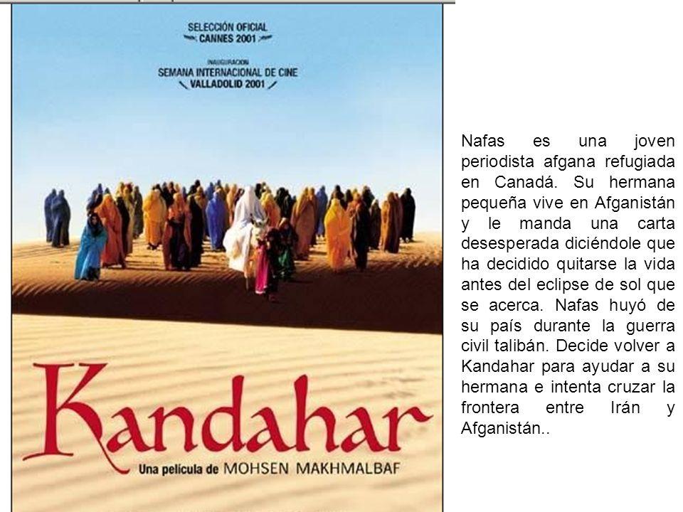 Dirección, guión y montaje: Mohsen Makhmalbaf.País: Irán.