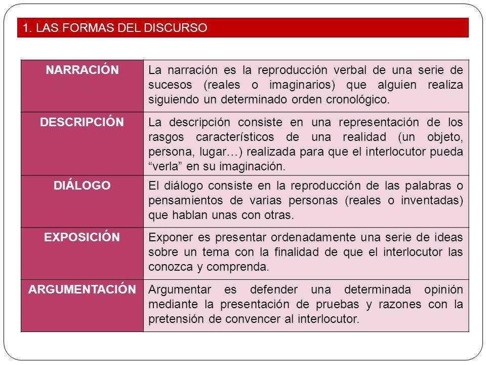 5.EL PROCESO DESCRIPTIVO 1.