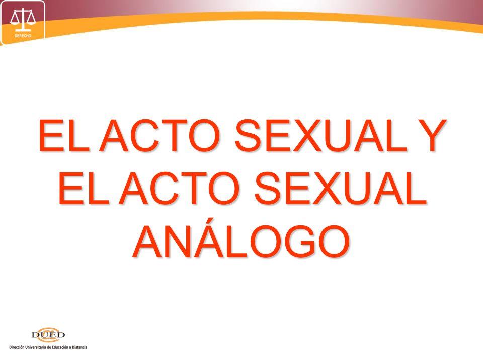 VIOLACION SEXUAL (Art.