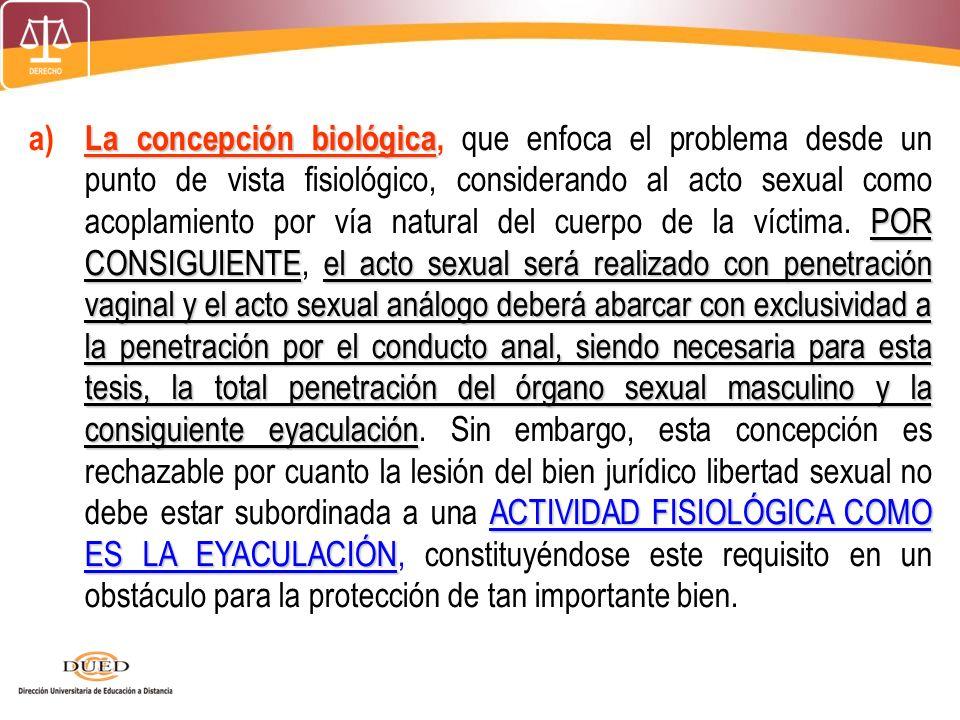 (Artículo 172) MODIFICACIONES AL DELITO DE VIOLACION DE PERSONA EN INCAPACIDAD DE RESISTENCIA (Artículo 172) PUBLICADO EL 14 FEBRERO 1994 (LEY 26293) El que, conociendo el estado de su víctima, práctica el acto sexual u otro análogo con una persona que sufre de anomalía psíquica, grave alteración de la conciencia, retardo mental o que se encuentre en incapacidad de resistir, será reprimido con pena privativa de libertad no menor de cinco ni mayor de diez años.