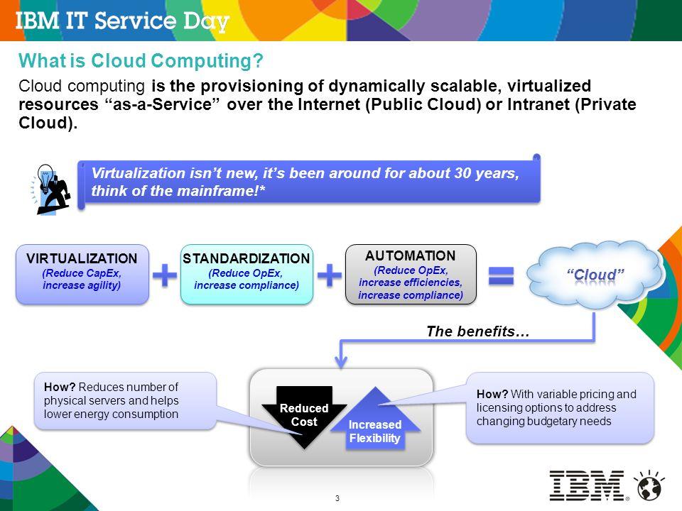 4 Organizations are Deploying Cloud in 2011 Gartner 2010 CIO review