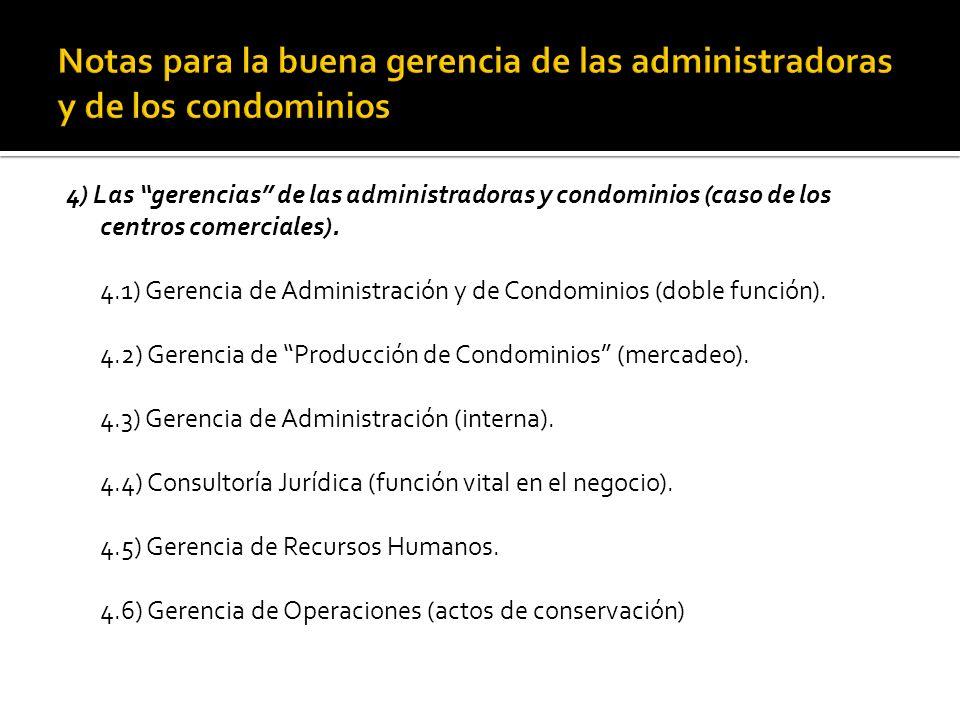 4.2) La directiva de la empresa: ¿cuál es su verdadero rol.