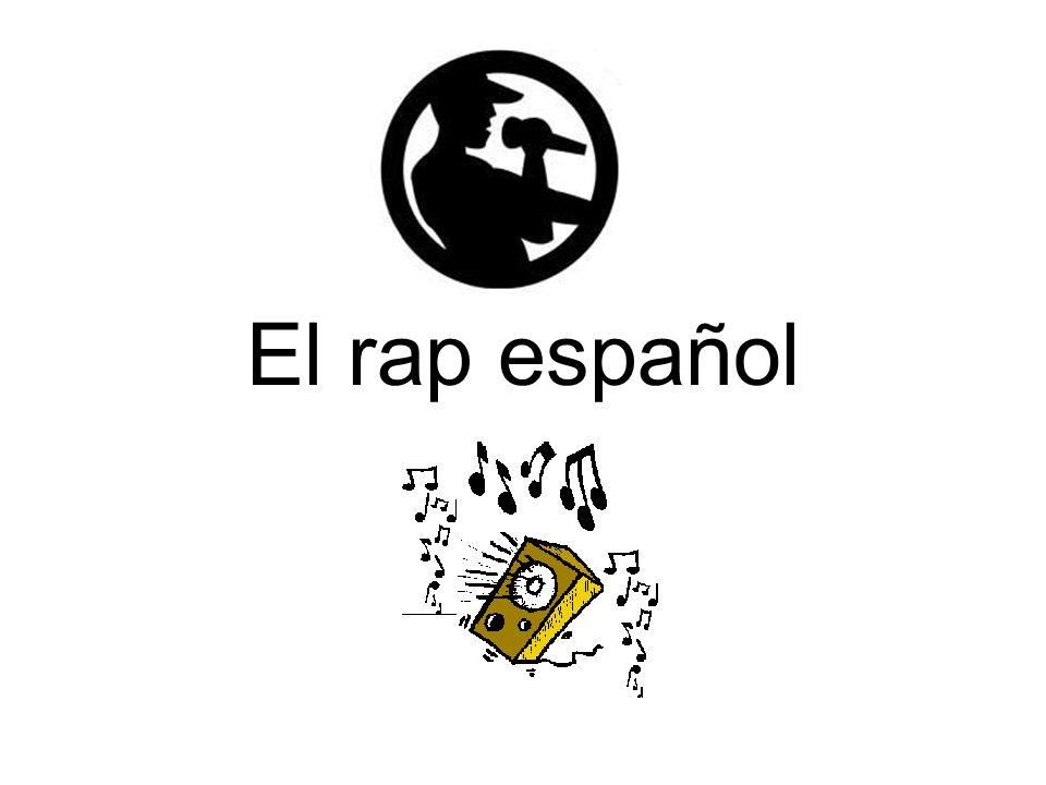 El rap español