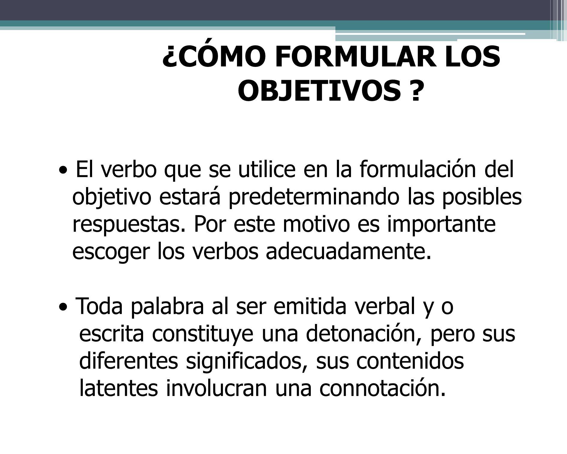 3. OBJETIVOS DE LA INVESTIGACION Propósitos específicos por los cuales se puede lograr el objetivo general OBJETIVOS ESPECIFICOS EL PROBLEMA DE INVEST