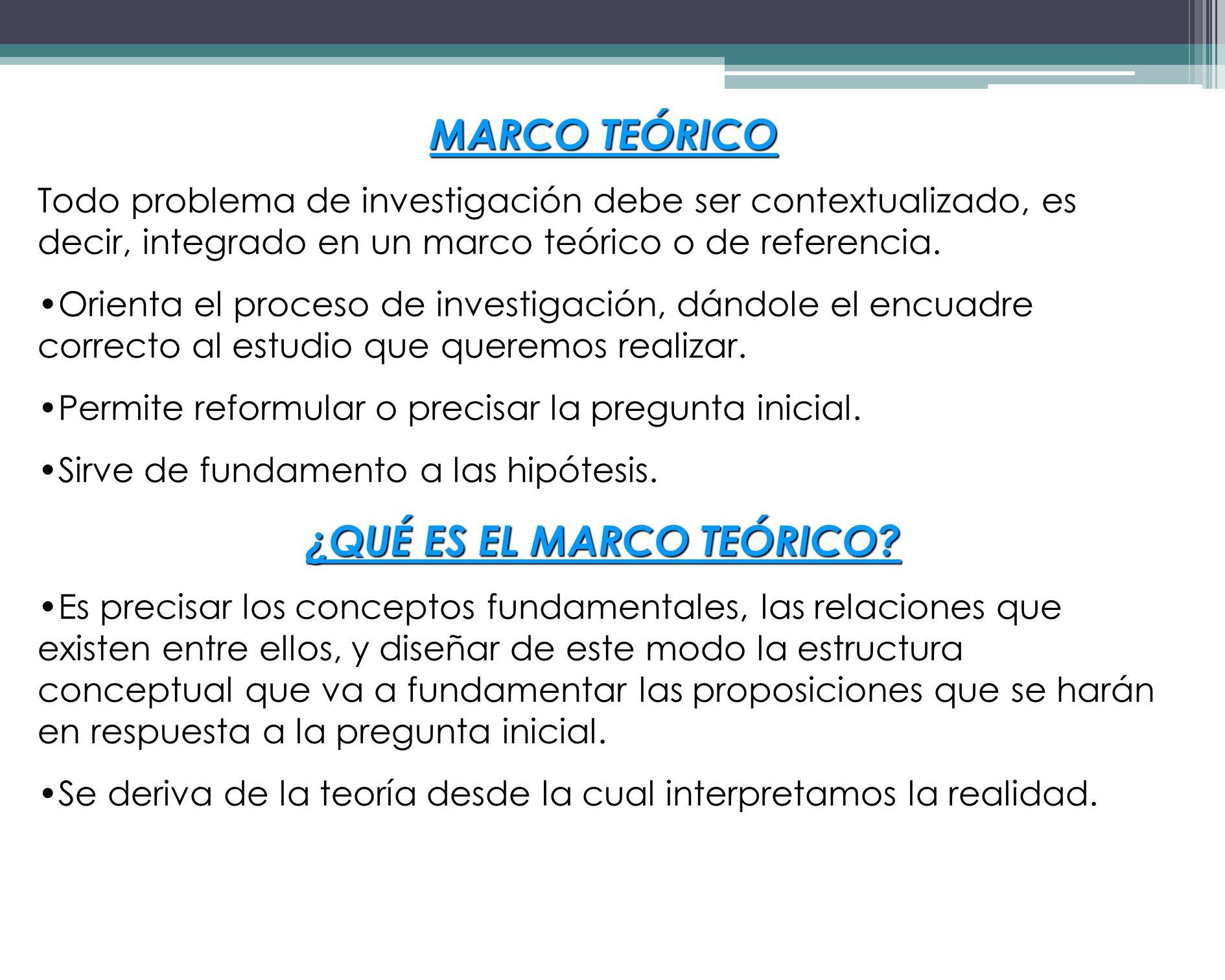 INVESTIGACIÓN APLICADA MARCO TEORICO Docentes: Lic. Miurel Benavides MSc. Jeyling Alfaro Manzanares UNAN- MANAGUA FAREM- ESTELI DEPARTAMENTO DE CIENCI