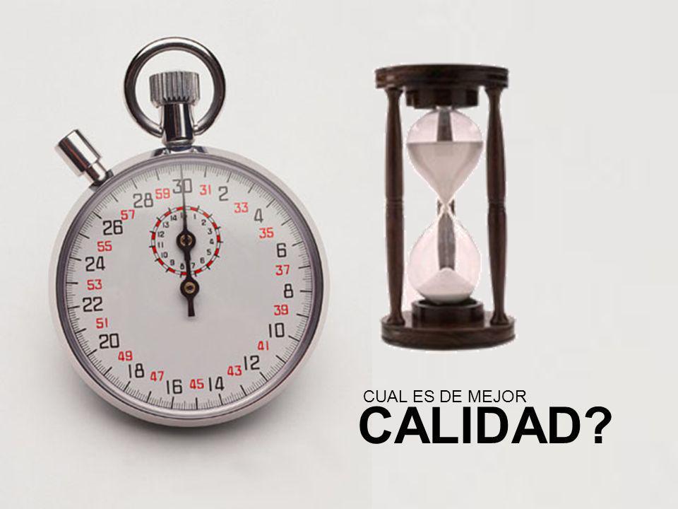 4 EVOLUCIÓN DEL CONCEPTO DE CALIDAD Tiempo Nivel del Enfoque Enfasis en los productos Énfasis en los Productos: Calidad como cumplimiento de las especificaciones Control de calidad como inspección Enfasis en los procesos de manufactura Énfasis en los procesos de Manufactura: Calidad como cumplimiento de las especificaciones Control estadística de los procesos Calidad Total Calidad como satisfacción del cliente Calidad total de productos y servicios Control total de la calidad como una forma de administrar una organización