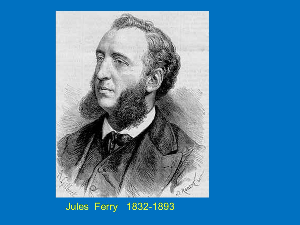 Jules Ferry 1832-1893
