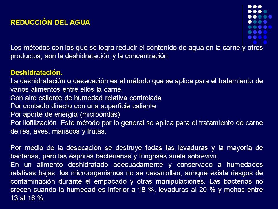CONSERVACION DE LA CARNE PREPARACIÓN DE UNA SAL CURANTE A.- Sal curante de nitrito de sodio.