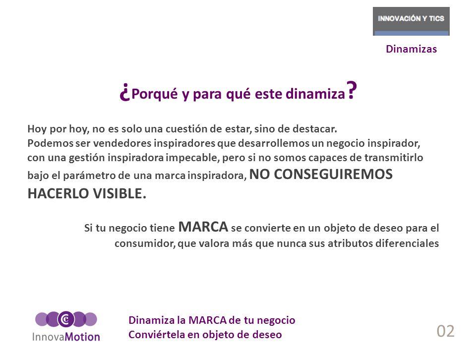 03 Las marcas no son patrimonio de quien las ostenta, sino de quien las utiliza Manuel Amat Payá Una marca no es solo una cuestión gráfica.
