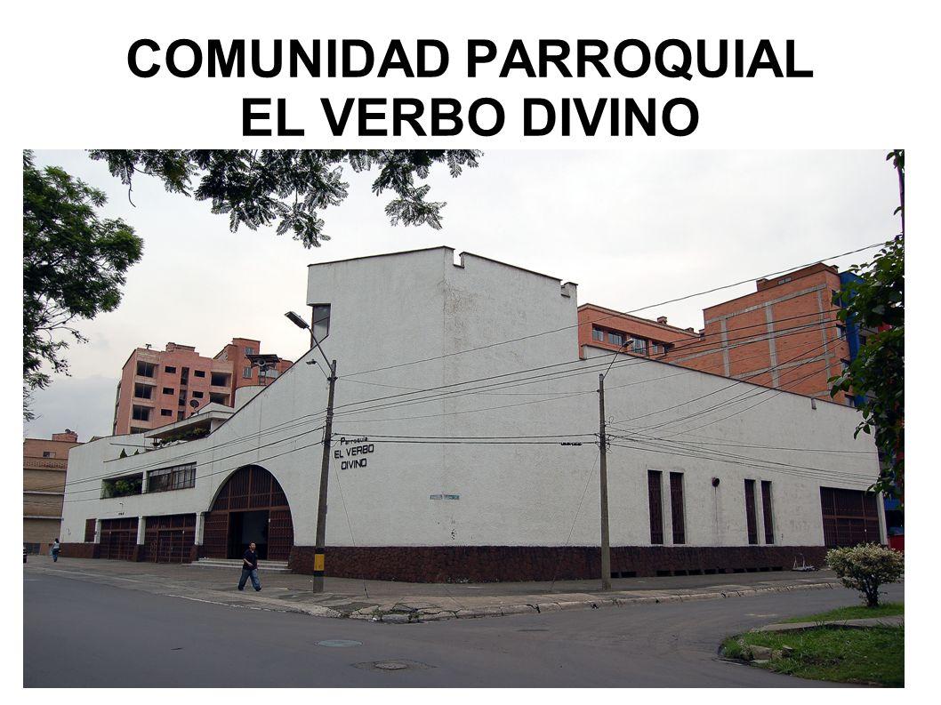 COMUNIDAD PARROQUIAL EL VERBO DIVINO