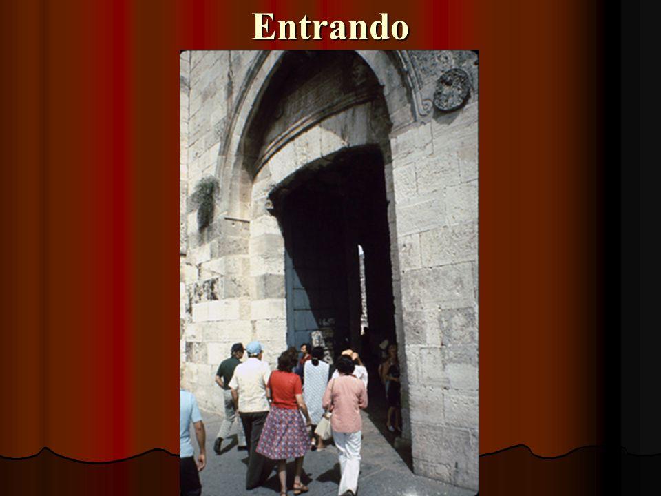 Este Siloé en el sur Es la salida del túnel de Ezequías, en 2 Reyes 20:20 ¡Aquí Jesús sanó a un ciego, en Juan 9!