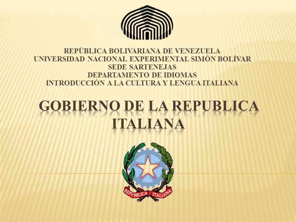 REPÚBLICA BOLIVARIANA DE VENEZUELA UNIVERSIDAD NACIONAL EXPERIMENTAL SIMÓN BOLÍVAR SEDE SARTENEJAS DEPARTAMENTO DE IDIOMAS INTRODUCCIÓN A LA CULTURA Y