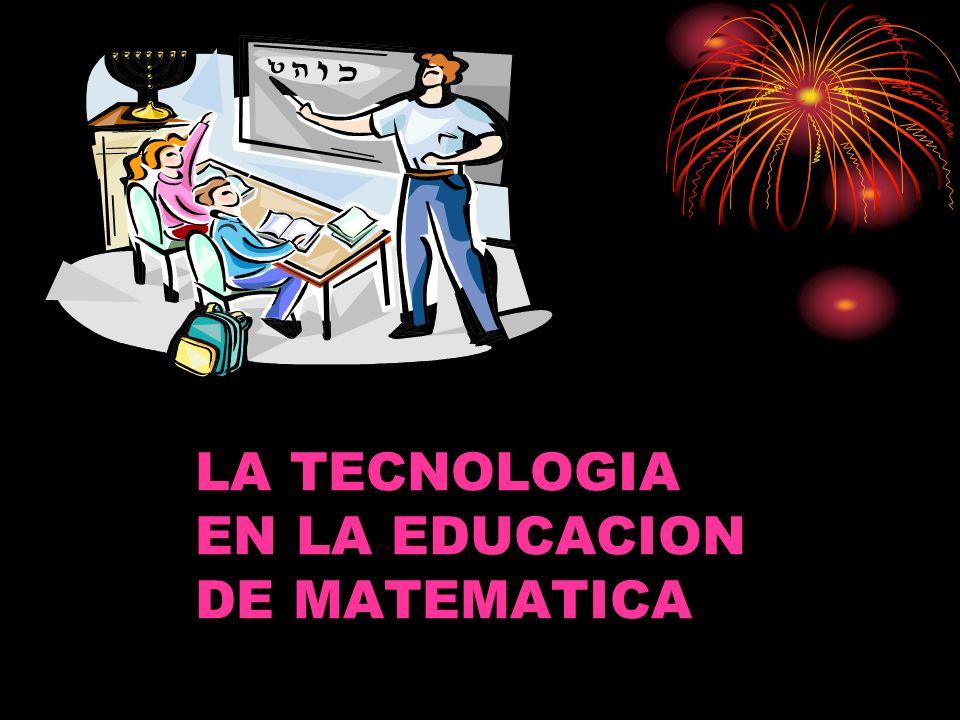 Trabajo De Matemática: La Tecnología En La Educación De La Matemática Hecho por Brenda calderón arana Hecho por Brenda calderón arana Nro:5 Nro:5 Grad