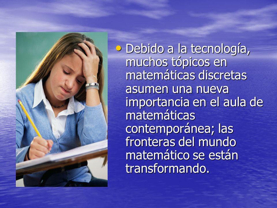 La tecnología ofrece a los docentes opciones para adaptar la instrucción a necesidades específicas de los alumnos. La tecnología ofrece a los docentes