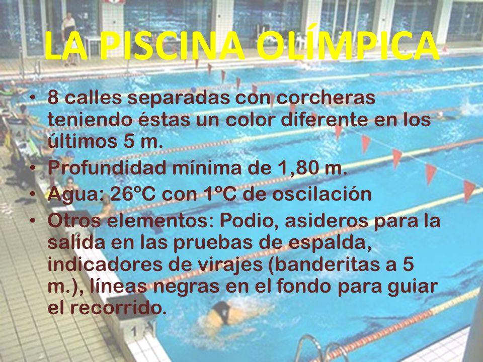 ESPALDA Es el único estilo que se nada de espaldas y cuya salida se realiza dentro del agua.