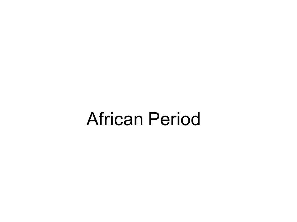 African Period