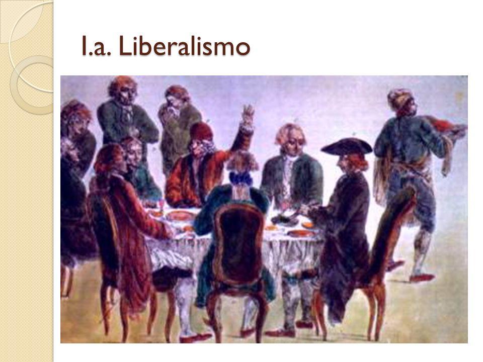 LIBERALISMO Doctrina de la naciente burguesía, se impone desde fines del siglo XVIII, no es homogénea (desde Smith a Keynes).