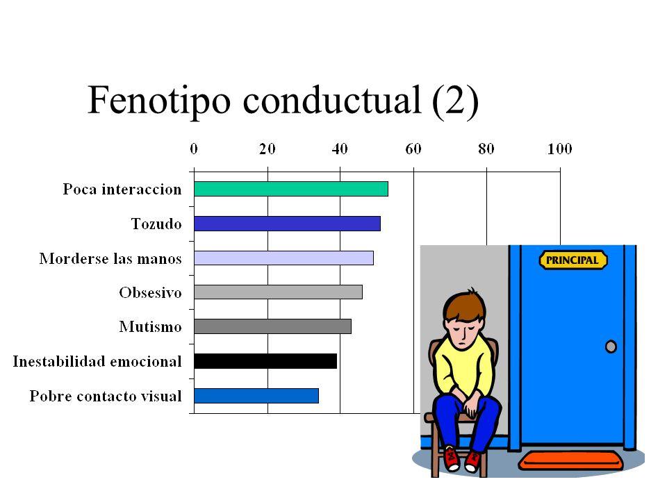 Fenotipo conductual (2)