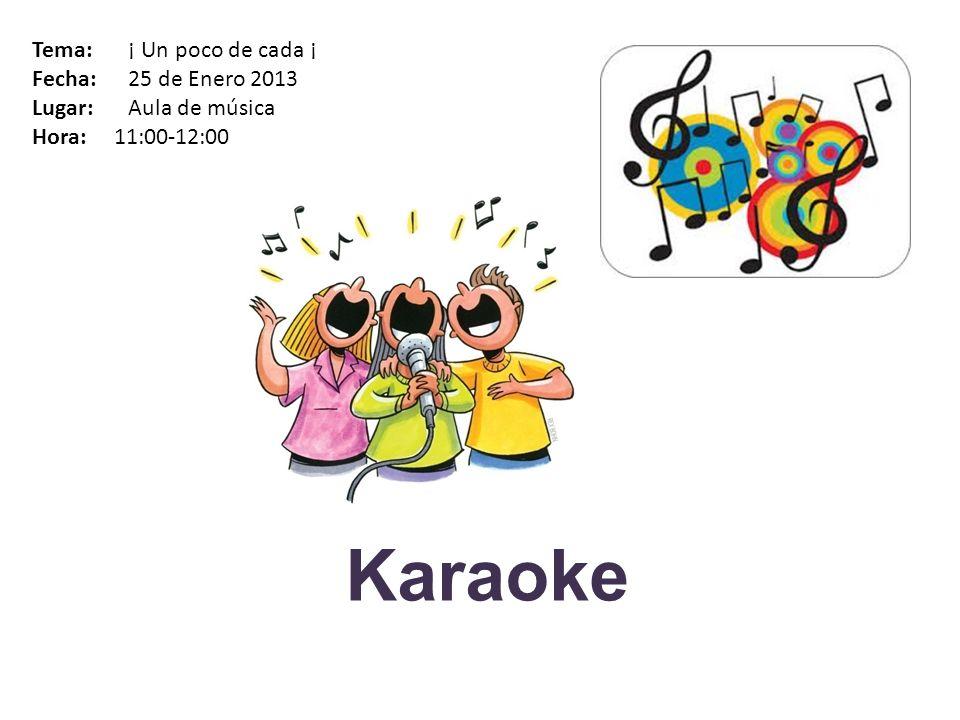Concurso de dibujo con Scketchup Tema: Se comunicará Fecha: 25 de Enero 2013 Lugar: Aula de informática 2º planta Hora: 10:00-11:30