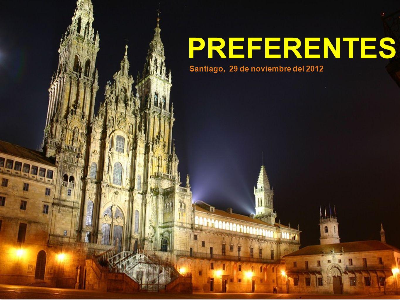 1 PREFERENTES Santiago, 29 de noviembre del 2012