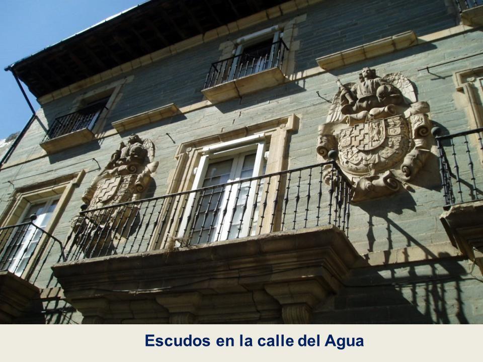 Iglesia del Convento de San José En la calle del Agua Era un convento de clausura, pero en la actualidad es una residencia de las madres agustinas. Ad