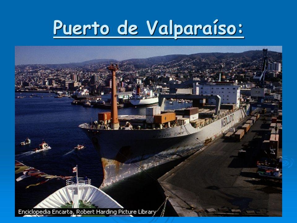 Puerto de Valparaíso: