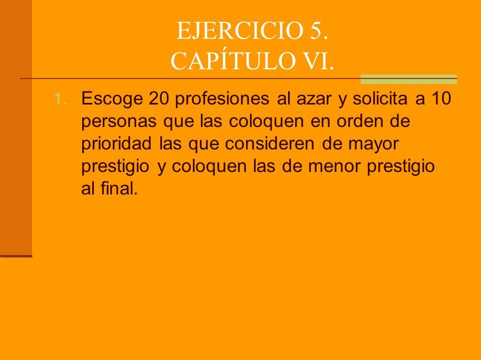 EJERCICIO 5.CAPÍTULO VI. 1.