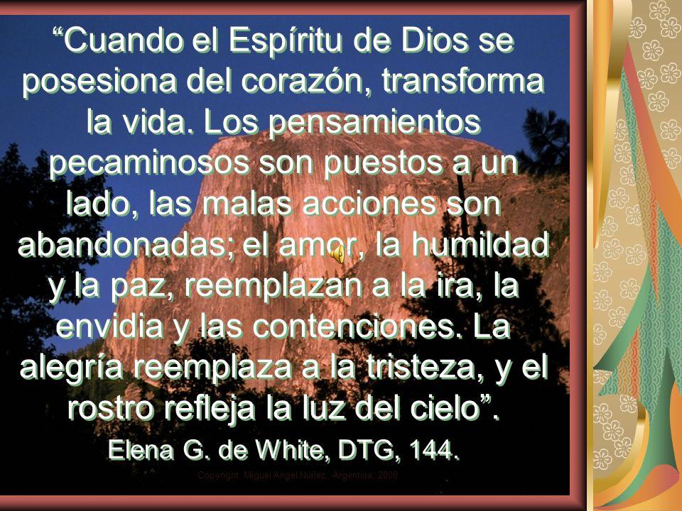 Copyright: Miguel Angel Núñez. Argentina. 2000 Agape En la Biblia se menciona sólo un tipo de amor: AGAPE. Amor que surge de Dios. Se usa 2 veces erot