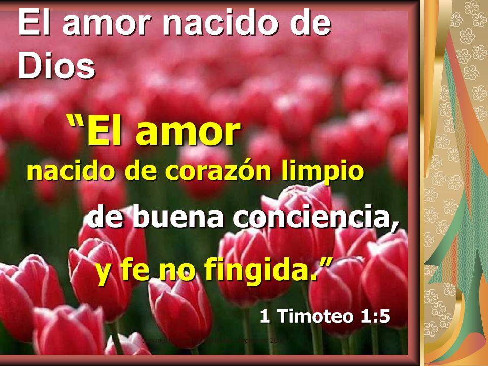 Copyright: Miguel Angel Núñez. Argentina. 2000 Cuando el Espíritu de Dios se posesiona del corazón, transforma la vida. Los pensamientos pecaminosos s