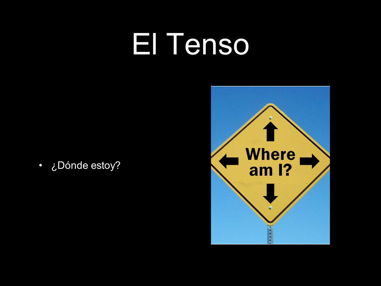 ¿Dónde estoy