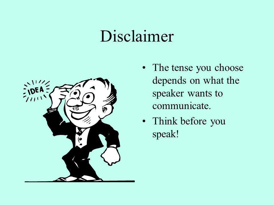 Be careful because sometimes you can choose both verbs in the imperfecto. Ellos hablaban cuando José andaba por la puerta. El orquesta tocaba mientras