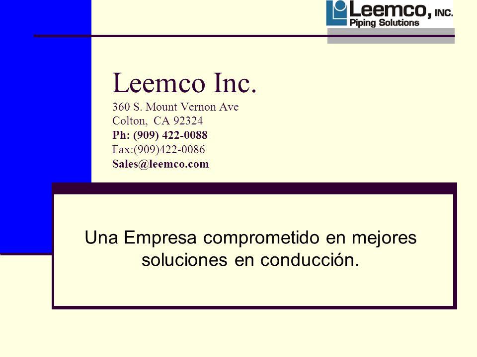 Leemco Inc.360 S.