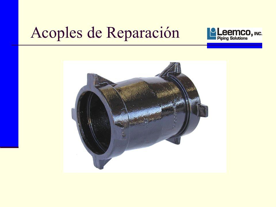Acoples de Reparación