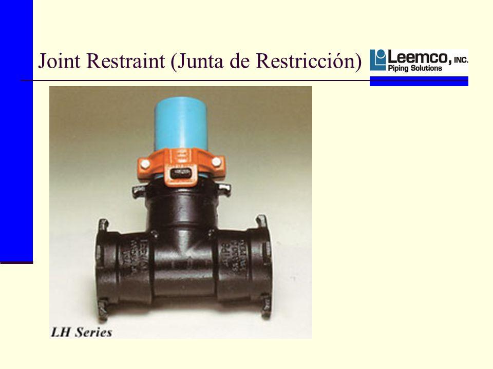Joint Restraint (Junta de Restricción)