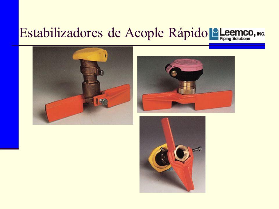 Estabilizadores de Acople Rápido