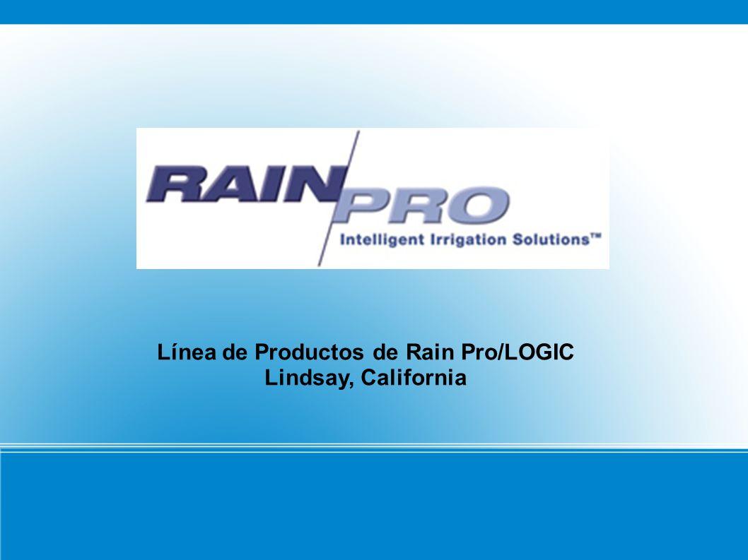 Línea de Productos de Rain Pro/LOGIC Lindsay, California
