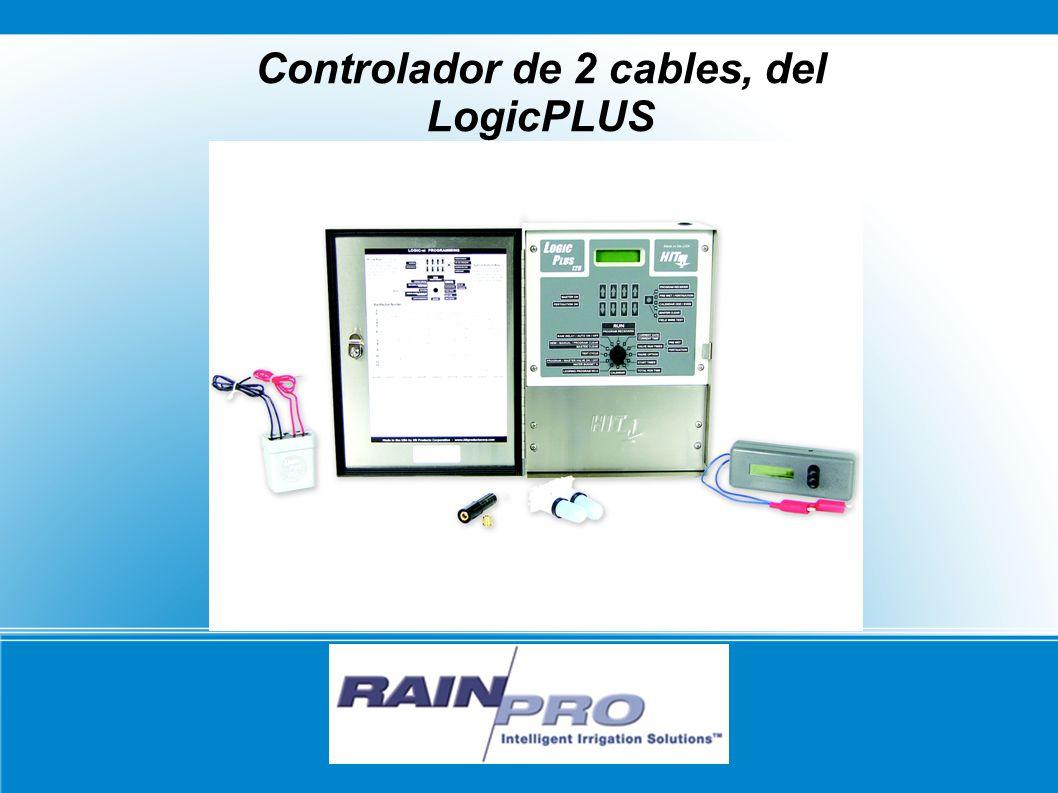 Controlador de 2 cables, del LogicPLUS