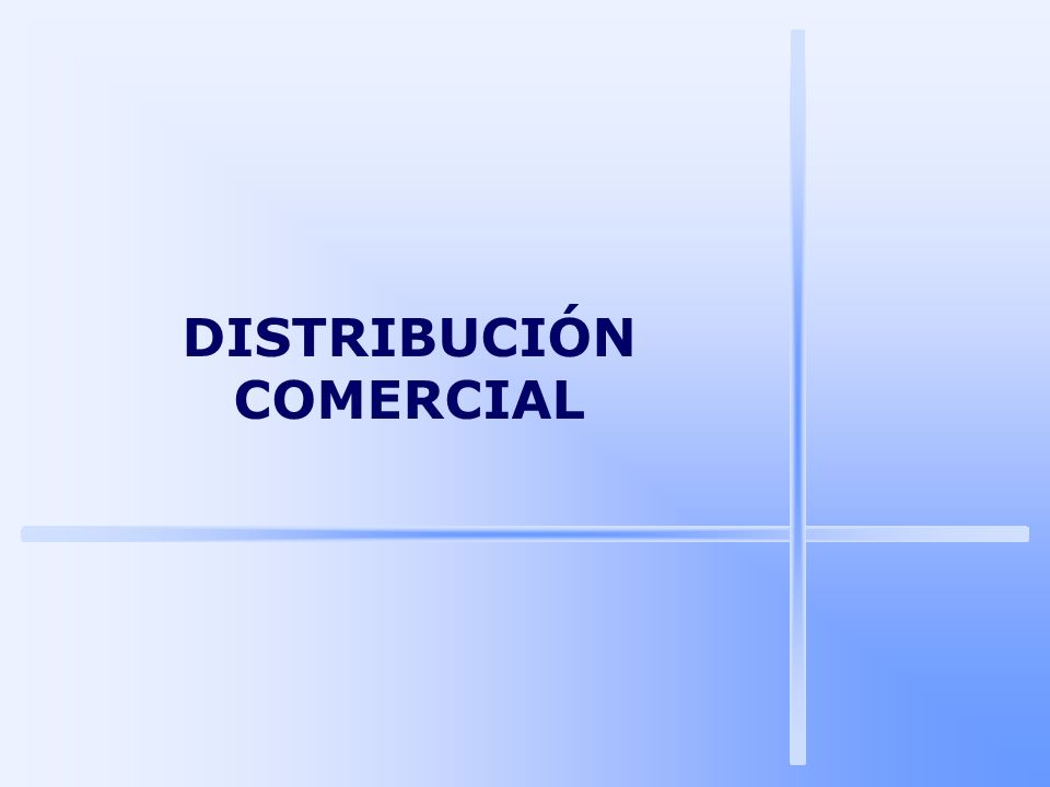 82 CLASIFICACIÓN DEL COMERCIO Hipermercados Establecimientos detallistas con más de 2500 m2, en régimen de autoservicio y pago a la salida en caja.