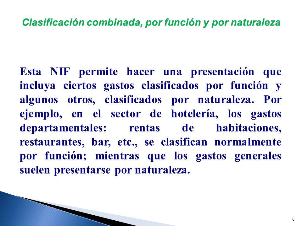 17 TRANSITORIOs Los estados financieros comparativos que incluyan periodos anteriores a la fecha de vigencia de esta NIF deben reformularse con base en el método retrospectivo establecido en la NIF B-1.