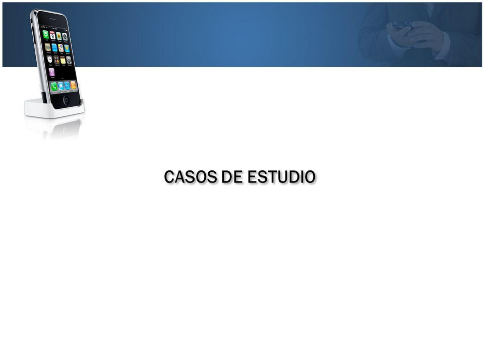 CASOS DE ESTUDIO