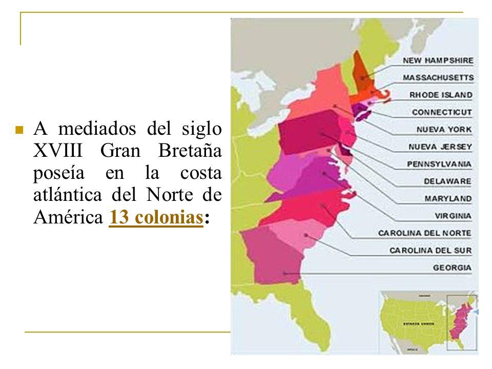 Fue una guerra internacional ya que en 1778 Benjamín Franklin pidió ayuda a Francia y España.