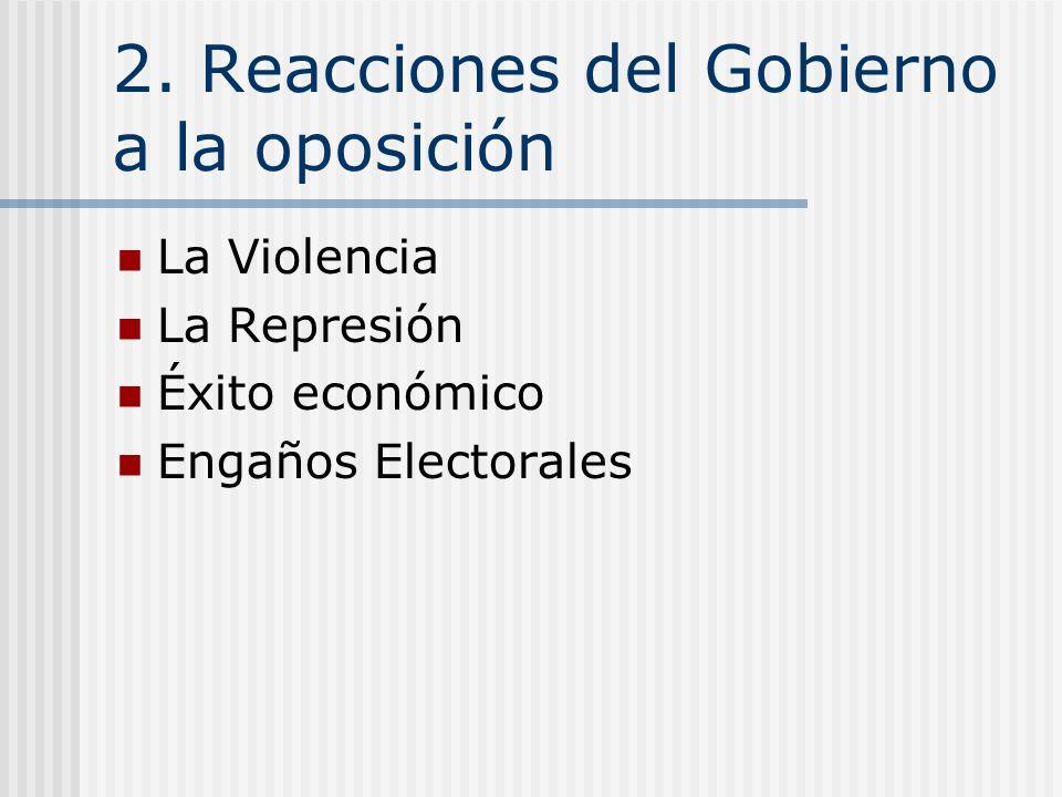 Los Partidos Politicos Papel Decisivo en la derrota del gobierno de Pinochet y la transición de la democracia Al principio fueron desordenados pero ll